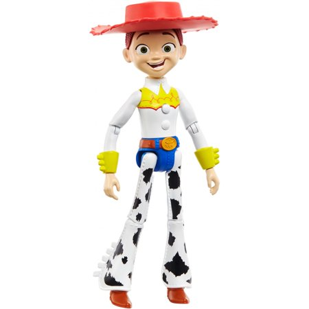 Disney Pixar Toy Story True Talkers Jessie Figure with 15+ Phrases - Woody Toy Story Jessie
