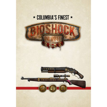 BioShock Infinite: Columbia's Finest Pack (PC) (Digital