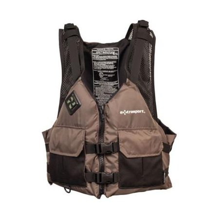 Extrasport eagle canoe kayak rafting fishing personal for Kayak fishing vest