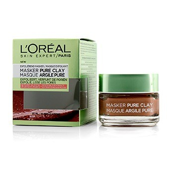 L'OREAL Skin Expert Pure Clay Mask