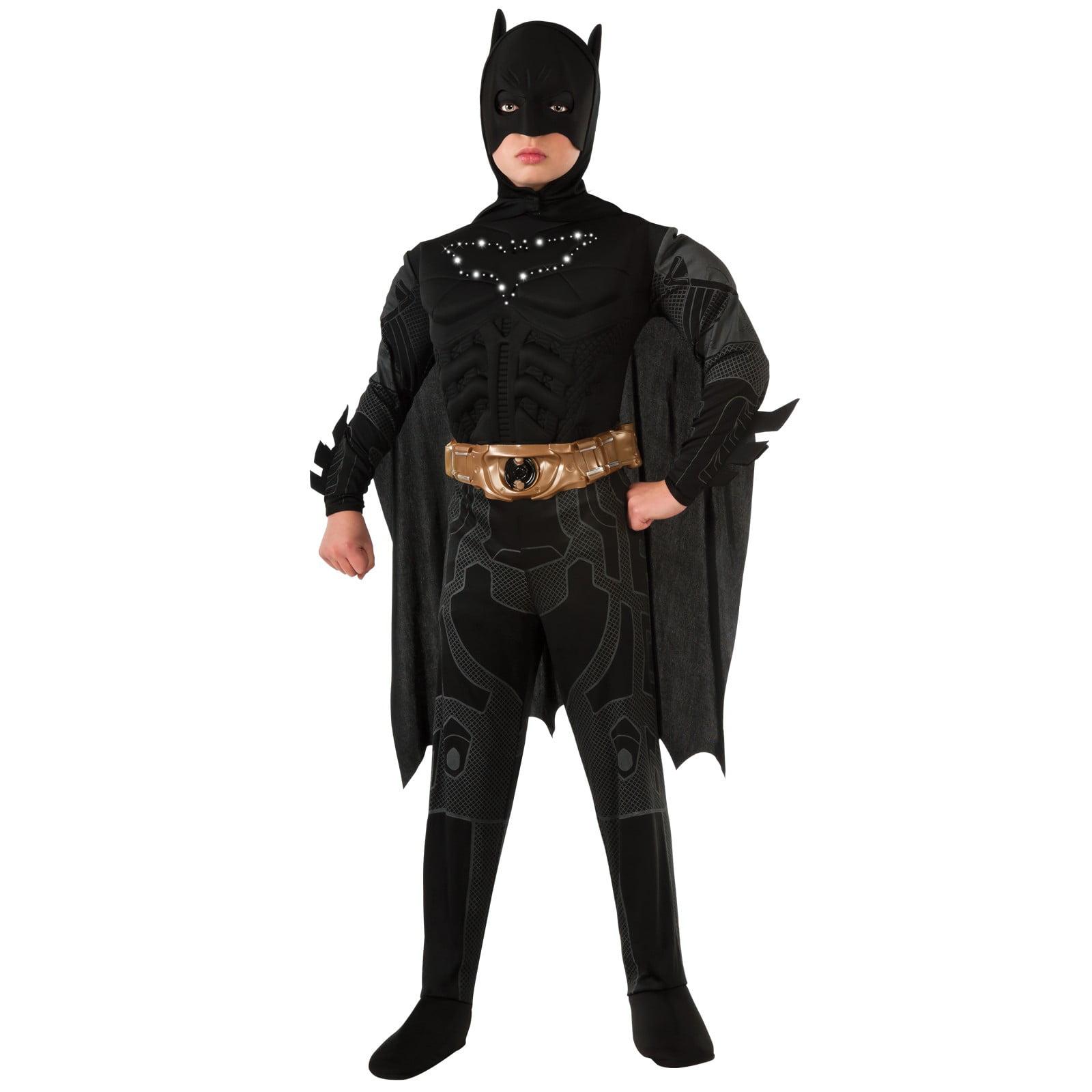 sc 1 st  Walmart & The Dark Knight Rises - Batman Light-Up Child - Walmart.com