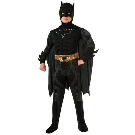 The Dark Knight Rises - Batman Light-Up Child](Bane Dark Knight Rises Costume Halloween)