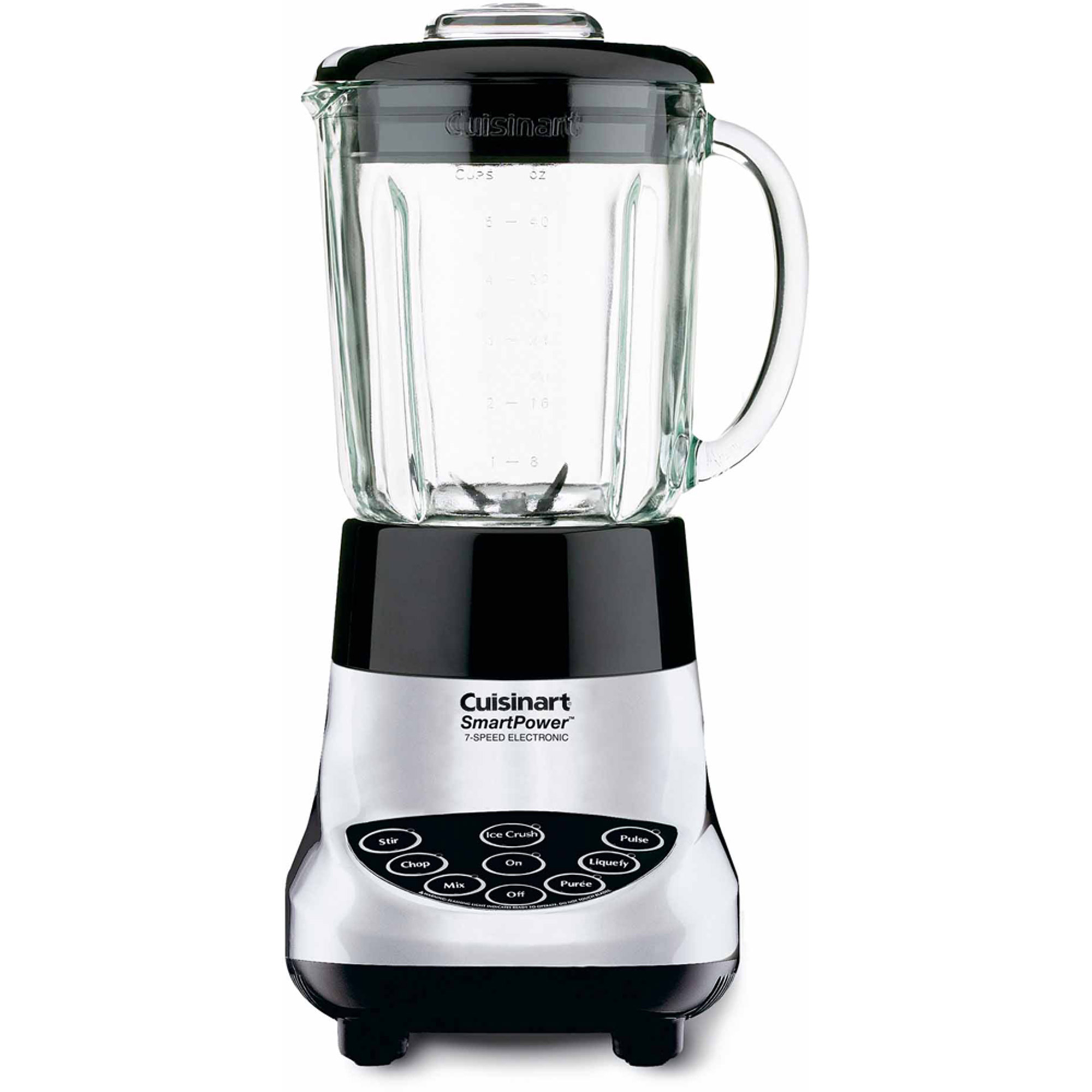 Cuisinart SmartPower 7-Speed Electronic Blender, Chrome SPB-7CH