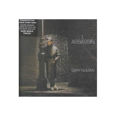 The 2002 Remastered version of I, ASSASSIN includes seven bonus tracks, original and expanded artwork, a 20 page booklet and extensive sleeve notes and lyrics. Personnel: Gary Numan (vocals, guitar, keyboards); Pino Palladino (guitar, fretless bass); Roger Mason (keyboards); Chris Slade (drums, percussion); John Webb (percussion).Recorded at Rock City Studios, Middlesex, England in