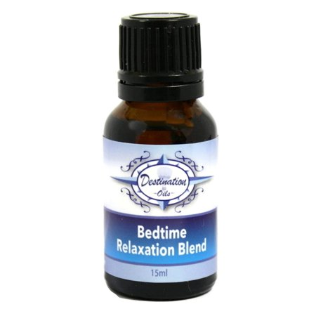 Bedtime Blend (Bedtime - Relaxation & Sleep Essential Oil Blend -)