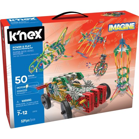 Knex Imagine   Power   Play Motorized Building Set