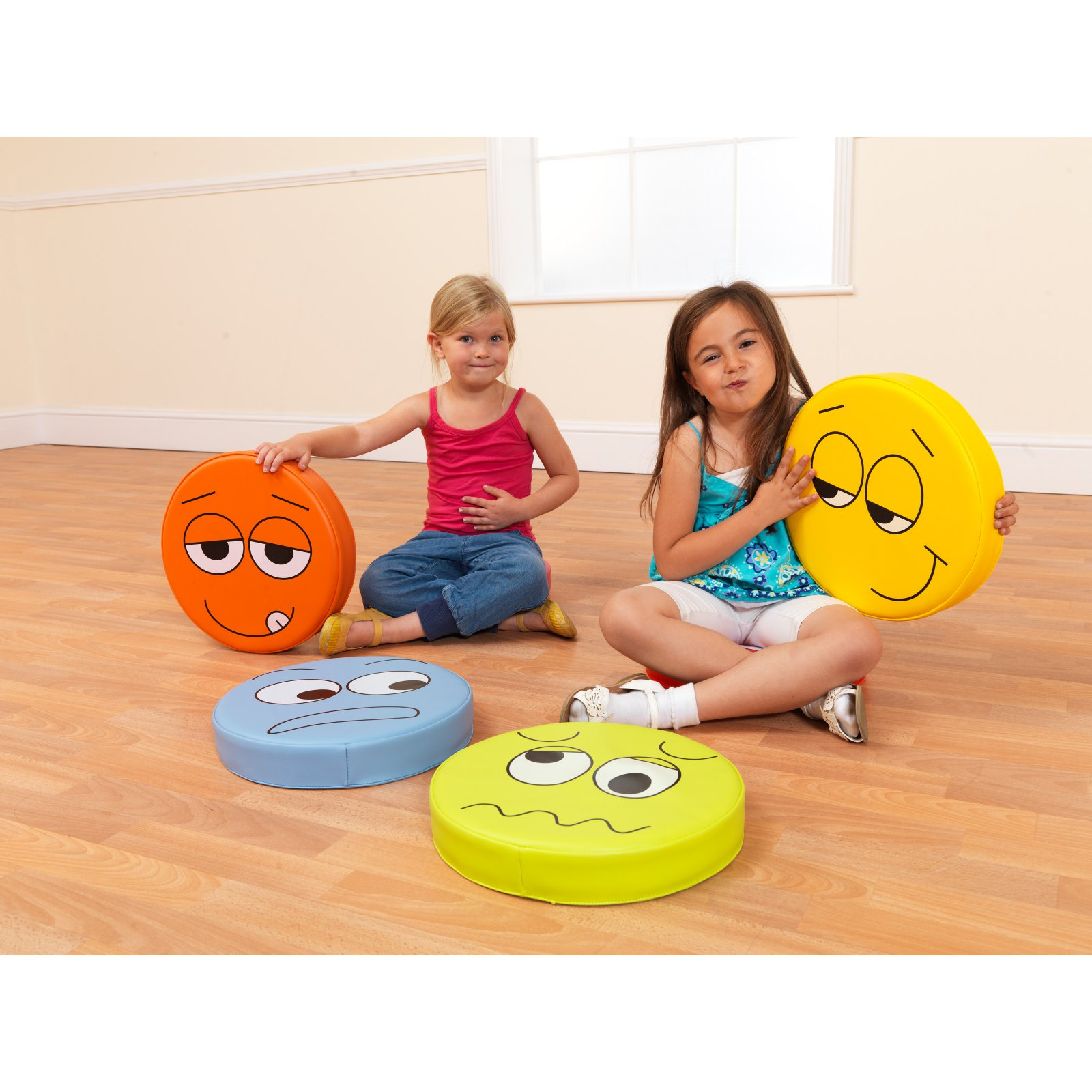 Kalokids Emotions Cushions - Pack 2