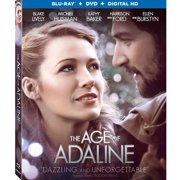 Age Of Adaline (Blu-ray + DVD + Digital HD) (Special Edition) (With INSTAWATCH) by