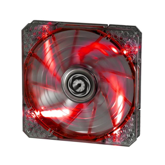 Bitfenix BFF-LPRO-14025R-RP Spectre Pro 140mm Red Led Case Fan