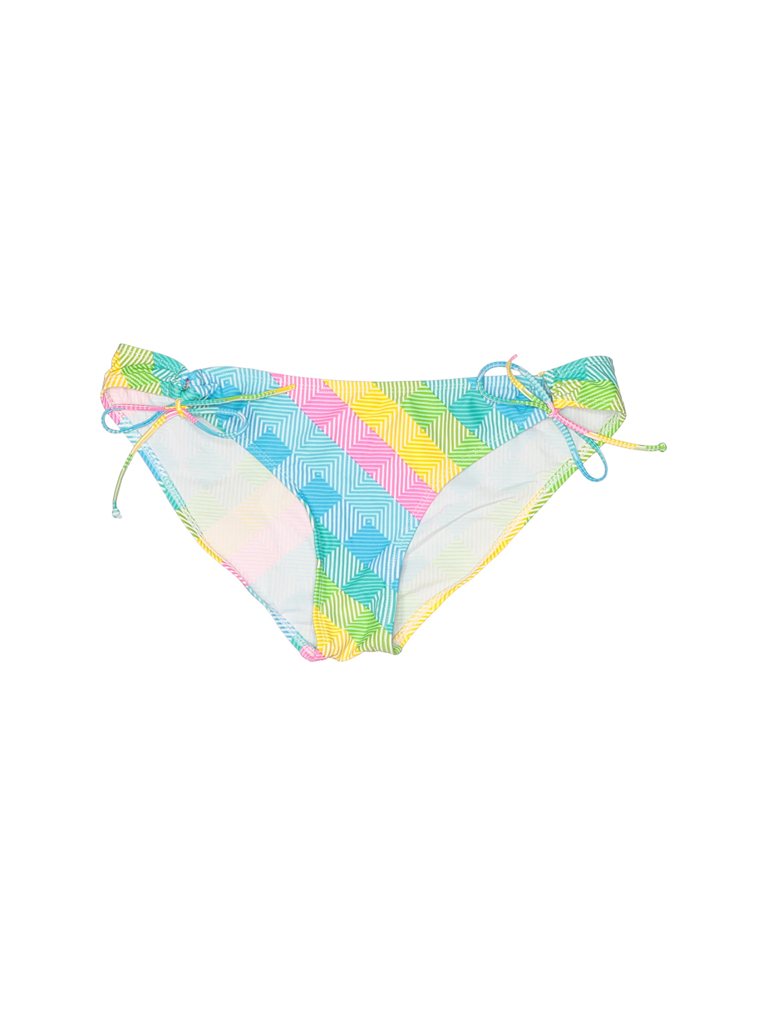 Body Glove Women/'s Forecast Fiji Low Rise Cheeky Bikini Bottom