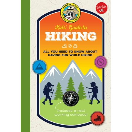 Ranger Rick Kids' Guide to Hiking: All You Need to Know about Having Fun While Hiking (Hardcover) (Rangers Guide)