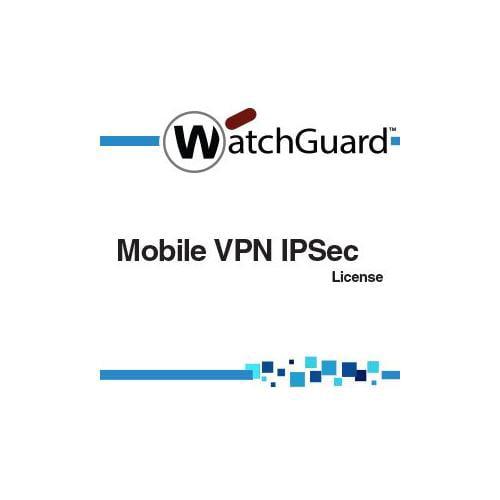 WatchGuard Mobile VPN IPSec License 500 users by WatchGuard