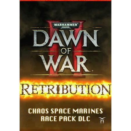 Warhammer 40,000 : Dawn of War II - Retribution - Chaos Space Marines Race Pack DLC, Sega, PC, [Digital Download],