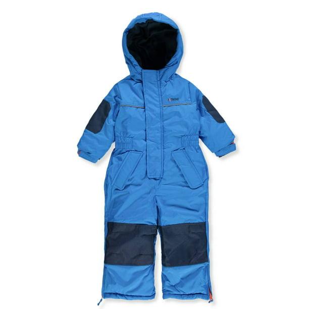 IXtreme - iXtreme Baby Toddler Boy One-Piece Snowsuit ...