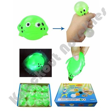 Lime Green Frog Splat Ball