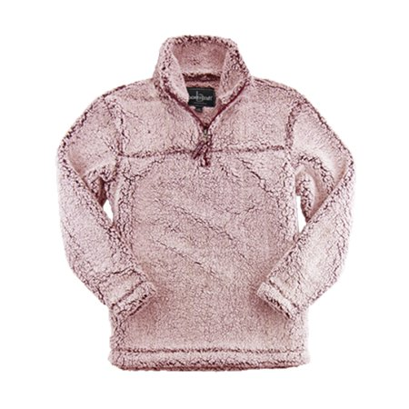 Boxercraft Adult Super Soft 1/4 Zip Sherpa Pullover ()