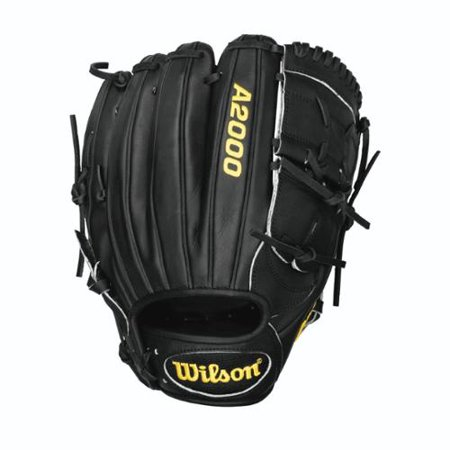 11.75 Infielders Baseball Glove - Wilson A2000 Baseball Glove - Clayton Kershaw Game Model - 11.75in - Right Hand Throw
