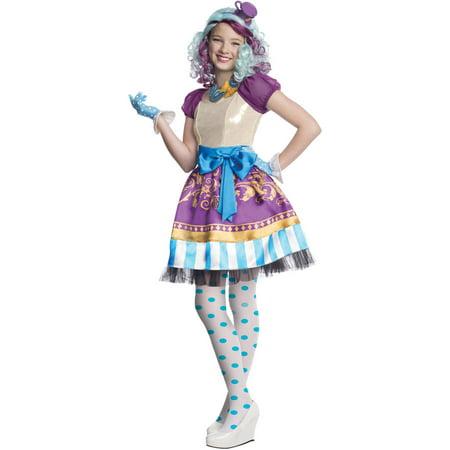 Ever After High Madeline Hatter Girls' Child Halloween Costume