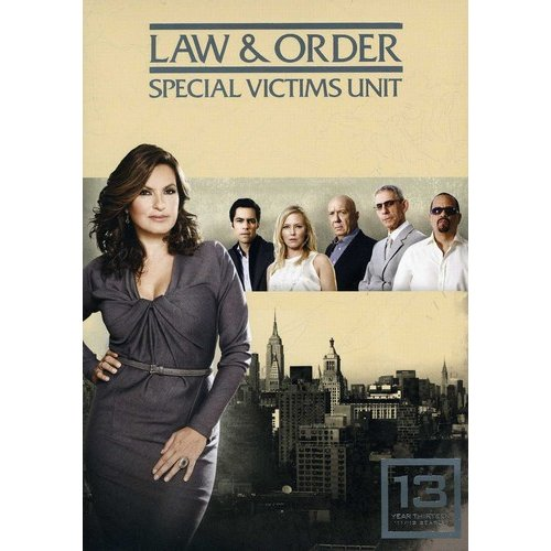 Law & Order: Special Victims Unit - The Thirteenth Year (Anamorphic Widescreen)