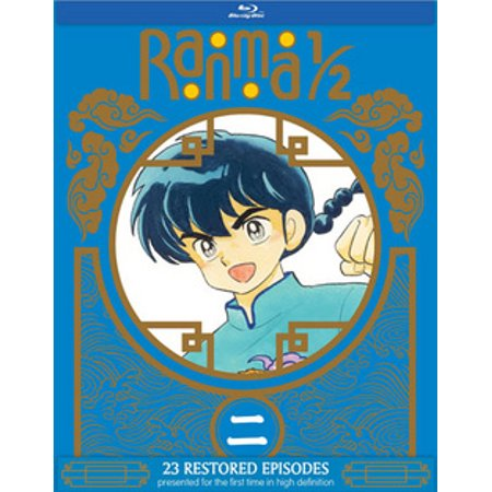 Ranma 1/2 Set 2 (Blu-ray) (Ray Set)