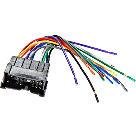Stereo Installation Instructions (SCOSCHE HY03B- 2000-up Hyundai Sonata/Accent Speaker Wire Harness / Connector for Car Radio / Stereo Installation )