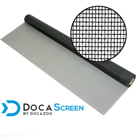 DocaScreen Standard Window Screen Roll - 72