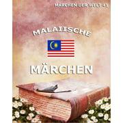 Malaiische Mrchen - eBook