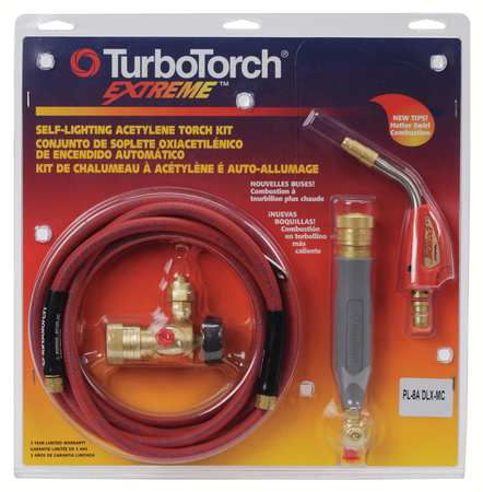 TURBOTORCH 0386-0834 Brazing And Soldering Kit