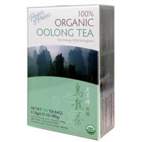 PRINCE OF PEACE ORGANIC Oolong TEA (NET WEIGHT: 100 TEA BAGS X 1.8G 6.35OZ / 180G)