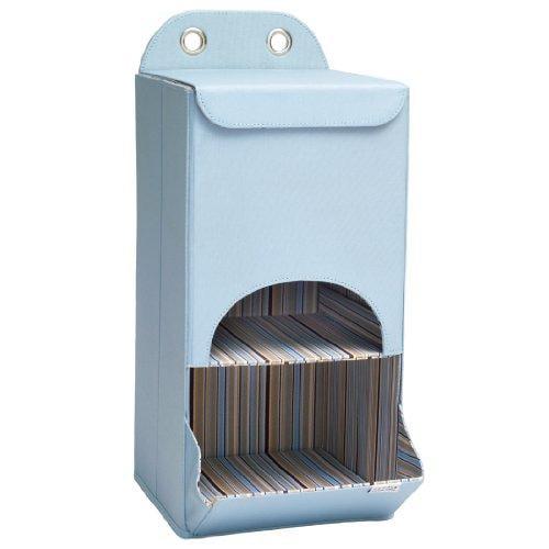 JJ Cole Diaper Stacker, Blue Stripe Multi-Colored by JJ Cole