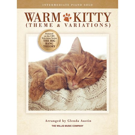 Willis Music Warm Kitty (Theme and Variations) (Inter Level) Willis Series](Kitty Wars)