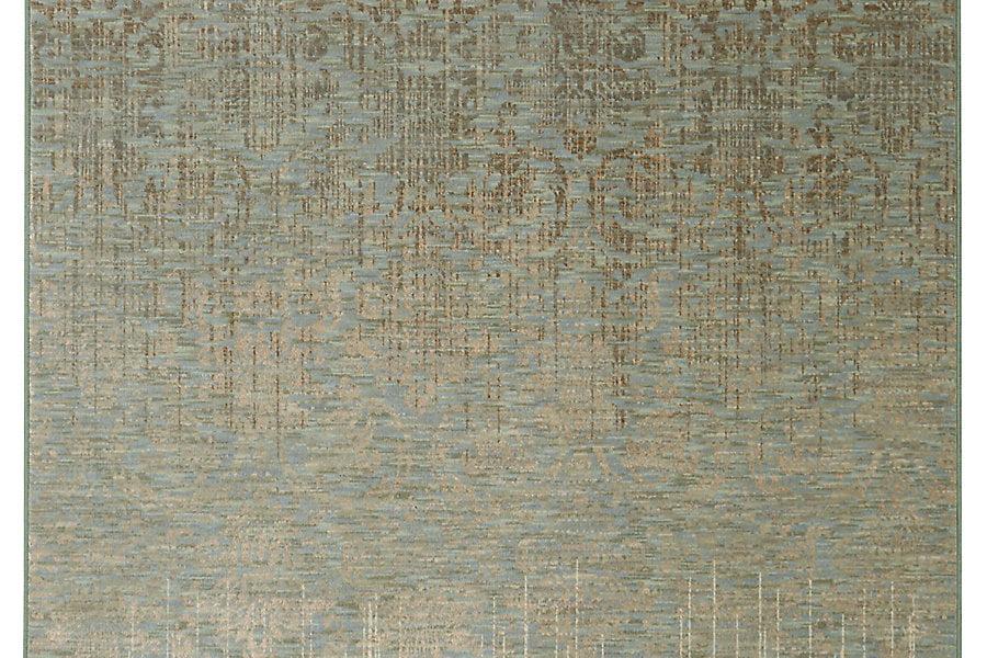 Karastan Titanium Tiberio Seaglass (8'x11') by Mohwak Home