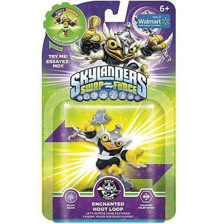Skylanders Swap Force Enchanted Hoot Loop, Walmart Exclusive By Activision Ship from (Skylander Swap Force Toys R Us Exclusive)