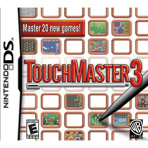 Touchmaster 3 (ds) - Pre-owned