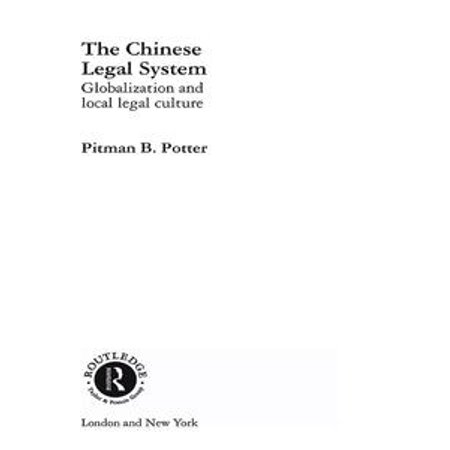 (The Chinese Legal System - eBook)