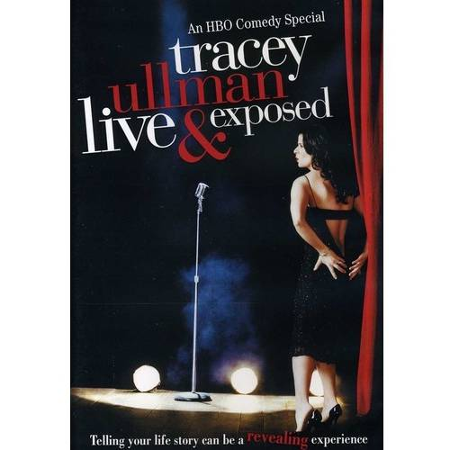 Tracey Ullman: Live And Exposed (Full Frame)