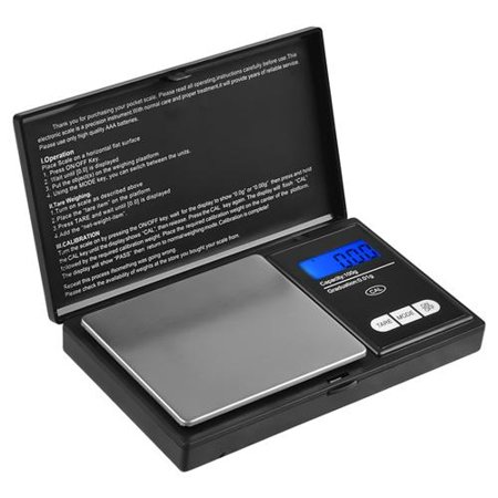 Insten Pocket Digital Scale 0 01 X 100G Jewelry Gold Silver Coin Gram Pocket Size Weight Herb With Stainless Steel Pan   Lcd Display  Supports 6 Weighing Modes    G   Oz   Ozt   Dwt   Ct   Gn