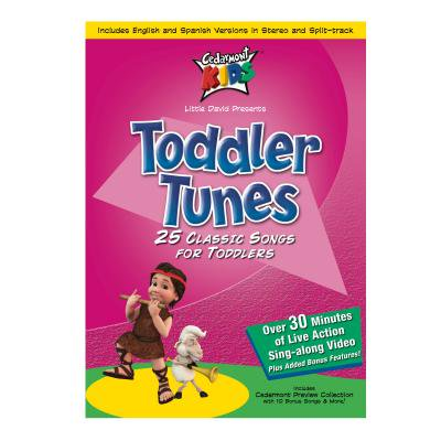 Toddler Tunes (Audiobook) - Toddler Tunes