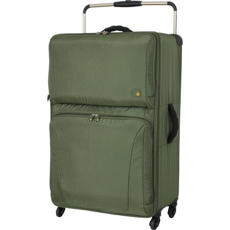 it luggage 29 ultra lightweight 4 wheel luggage olive. Black Bedroom Furniture Sets. Home Design Ideas