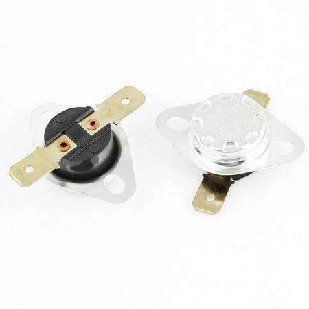 2 pcs 100 Celsius 212F Fermer interrupteur normal à température contr lée KSD301 - image 1 de 1