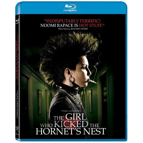 The Girl Who Kicked The Hornet's Nest (Blu-ray)