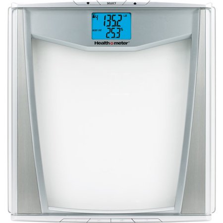 Health o meter Glass Body Fat Monitoring Scale, BFM081DQ-63