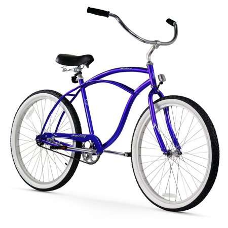 "Firmstrong Urban Man, 26"", Men's, Single Speed, Royal Blue"