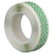"3M 4016 3M 4016 Double Coated Foam Tape 1"" x 1"", White, 162PK"