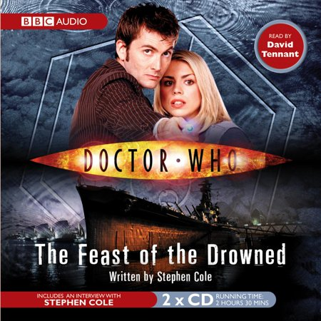 Doctor Who: The Feast Of The Drowned - Audiobook - Feast Of Fiction Halloween