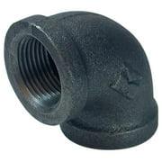 Muellar #520-004HC 3/4 Black 90 DEG Elbow