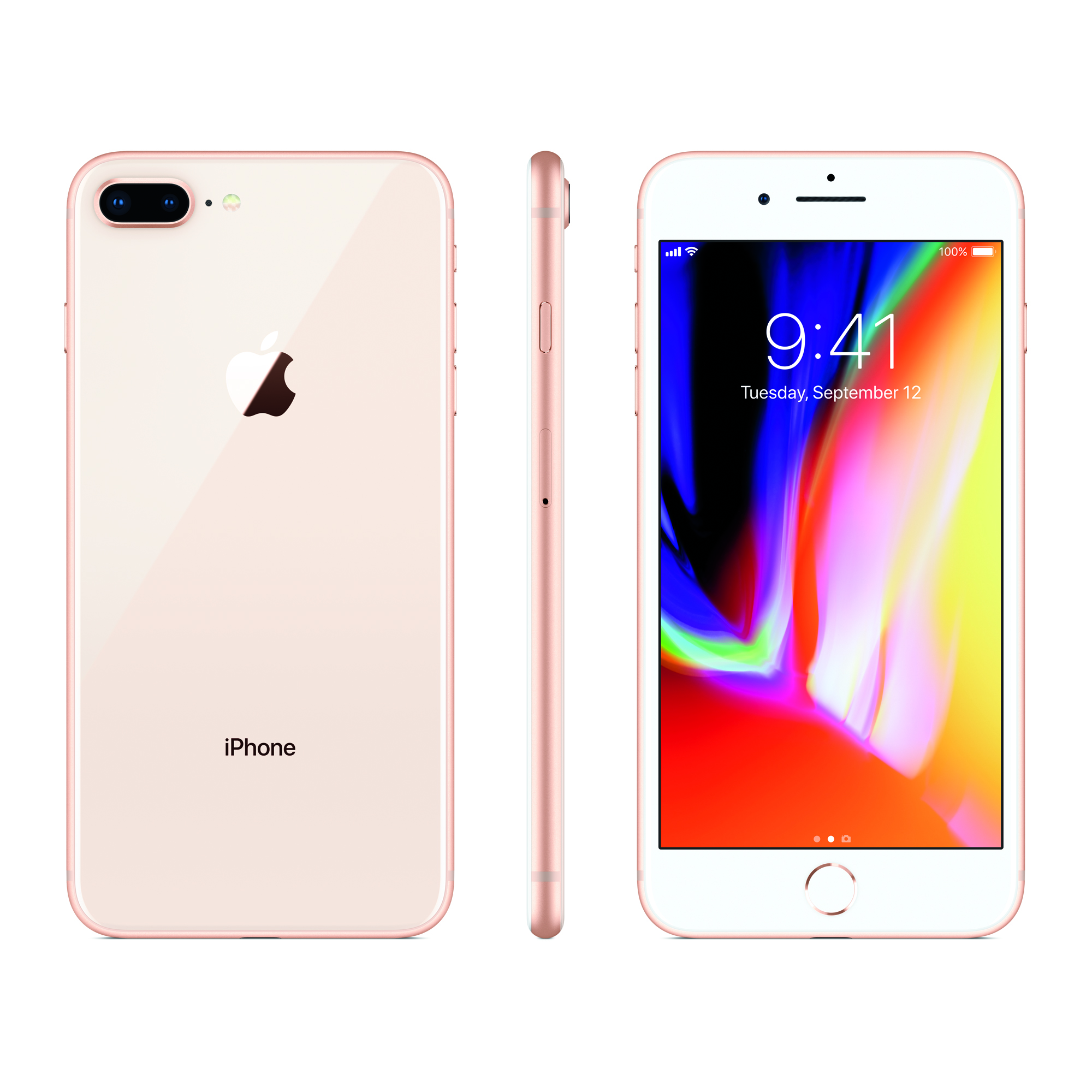 simple mobile iphone simple mobile prepaid apple iphone 8 plus 64gb gold 12978