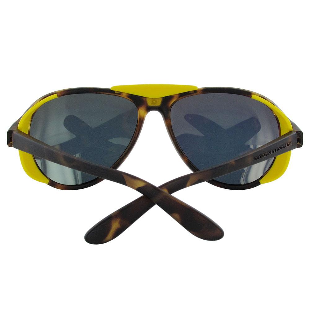 5a408159569f Vuarnet Extreme - Unisex VE 7008 Oval Polarized Aviator Sunglasses -  Walmart.com