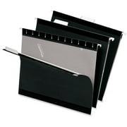 Pendaflex Reinforced Hanging Folders, Black, 25 / Box (Quantity)