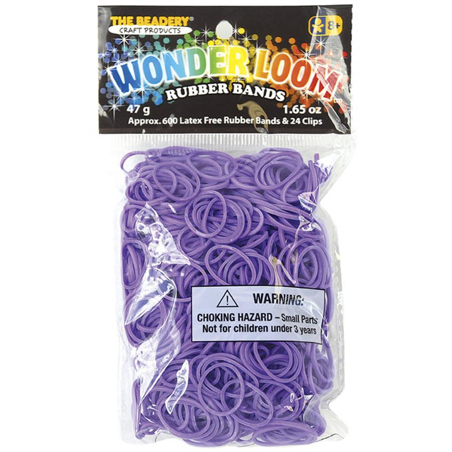 (2 Pack) Wonder Bands, Multi-Color, 600-Piece